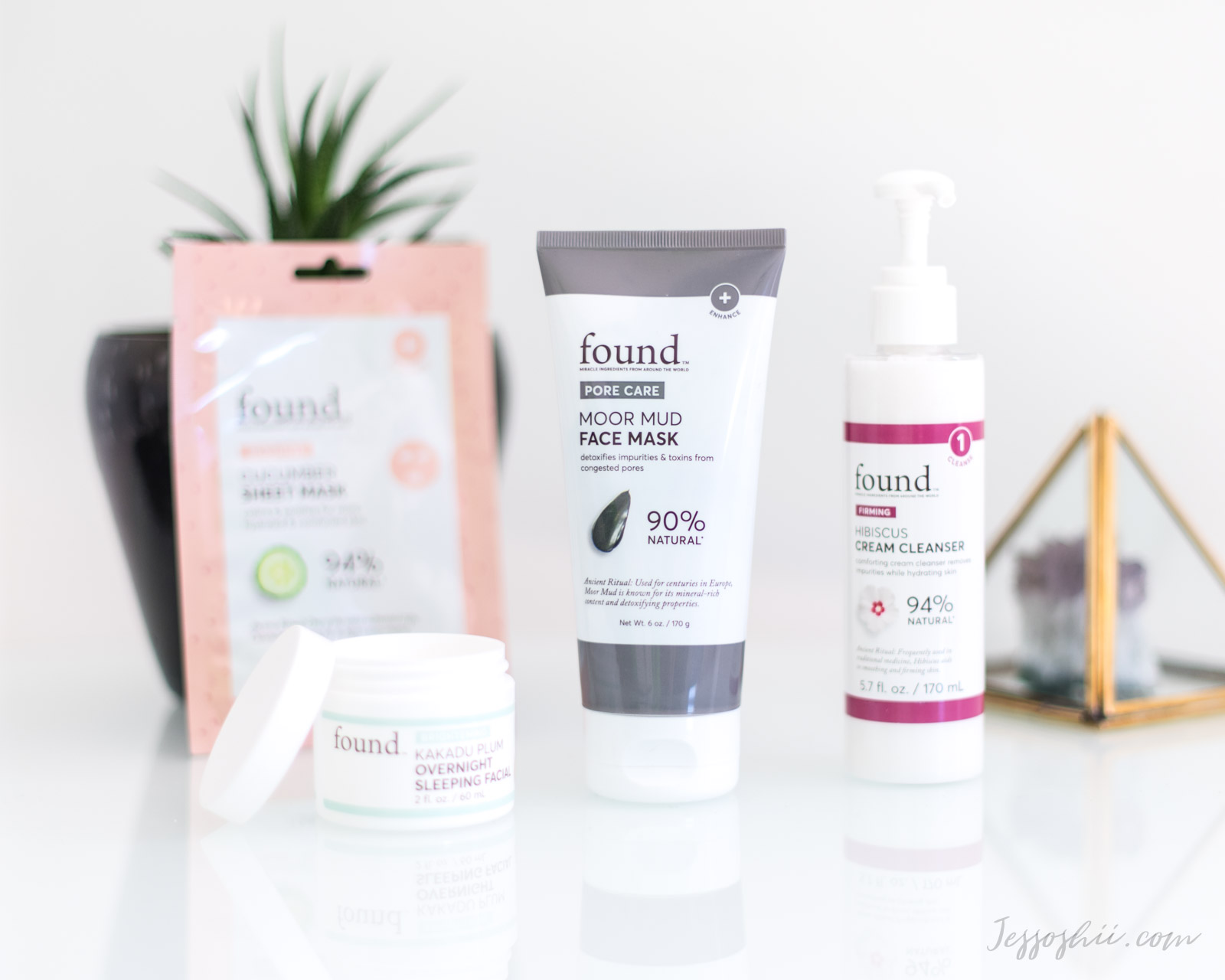 Found Beauty Review - Natural Skincare at Walmart