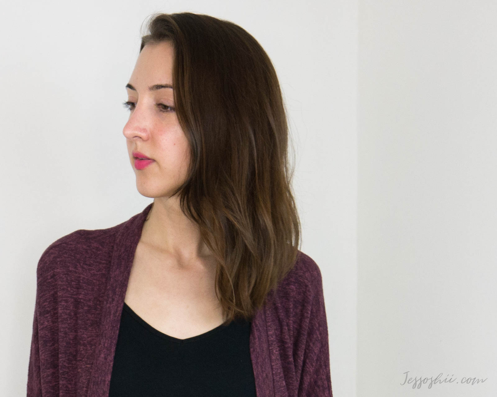 Sun-In hair lightener before and after