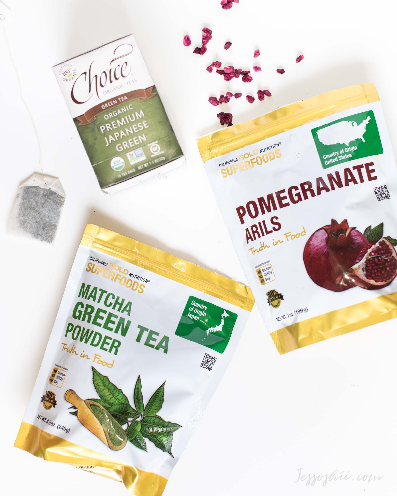 California Gold Nutrition Superfood ingredients for DIY face masks 8