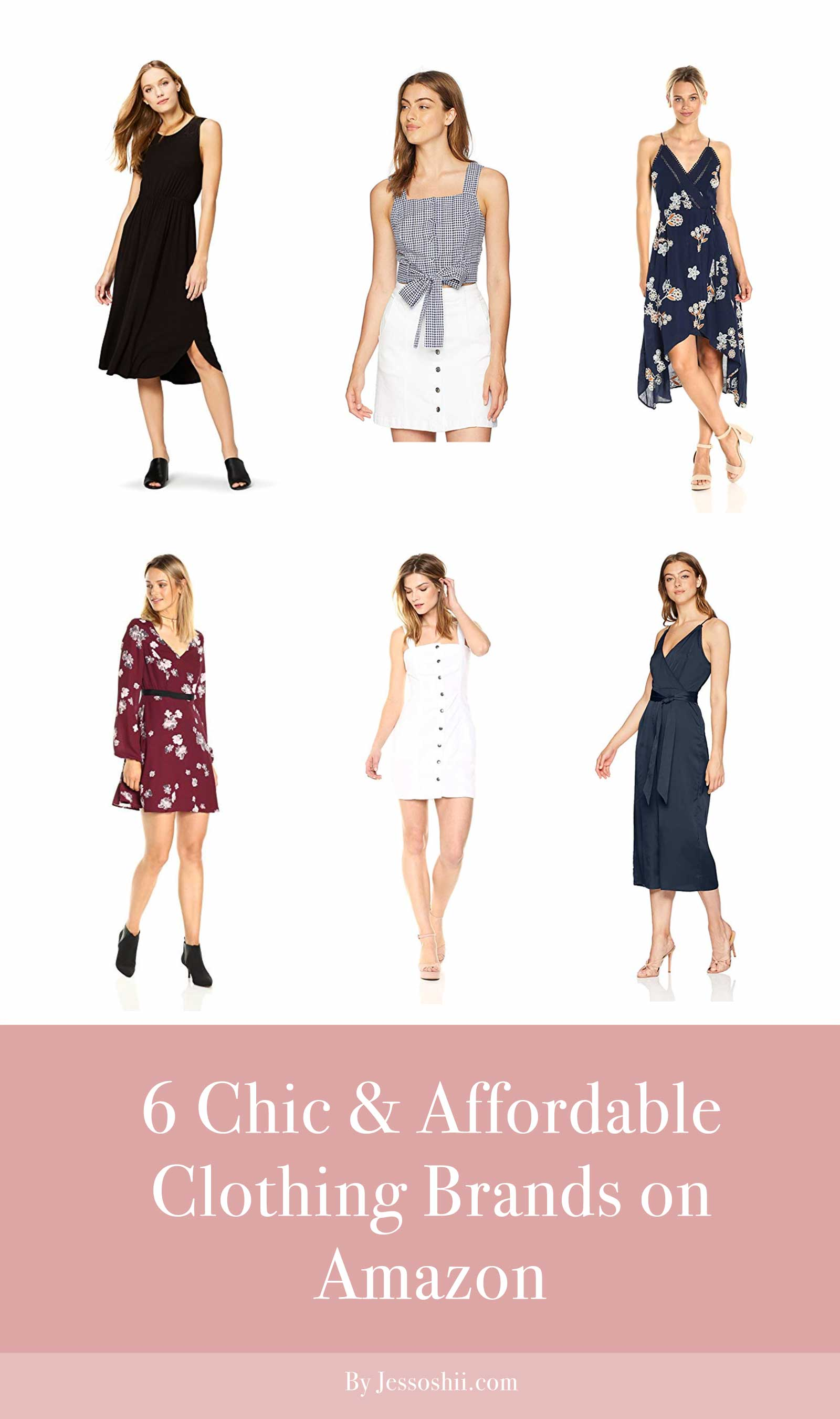 trendy affordable womens clothing on amazon 3