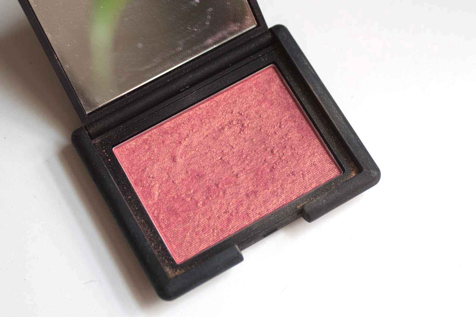 nars orgasm blush in the pan