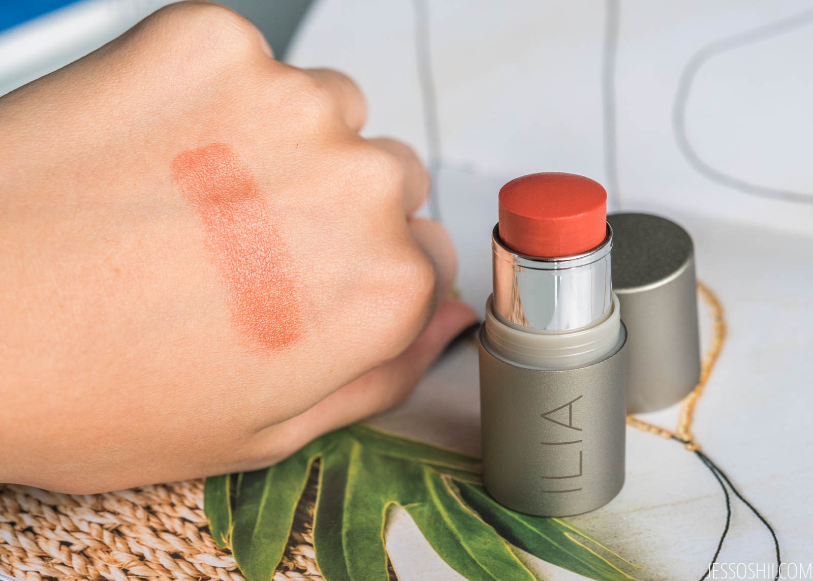 ILIA beauty Multi-Stick Cheek to Cheek review and swatches (4 of 5)