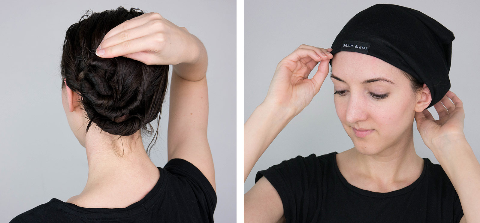Slap Satin-Lined Cap by Grace Eleyae review