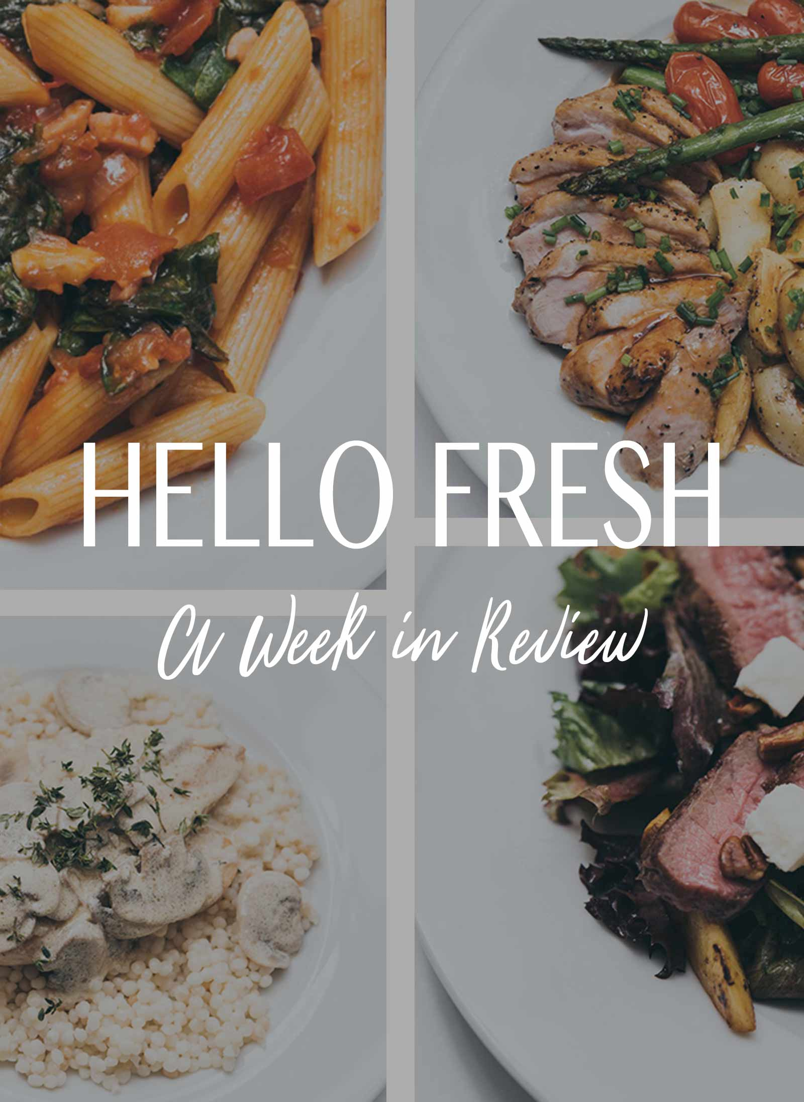Buy Meal Kit Delivery Service  Hellofresh New Amazon
