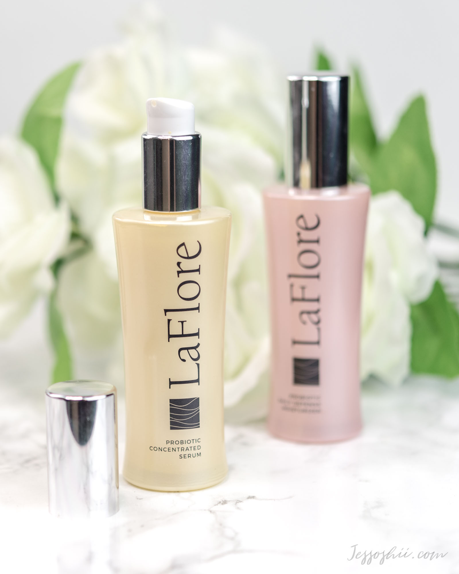 protect your skin microbiome - probiotic skincare from laflore