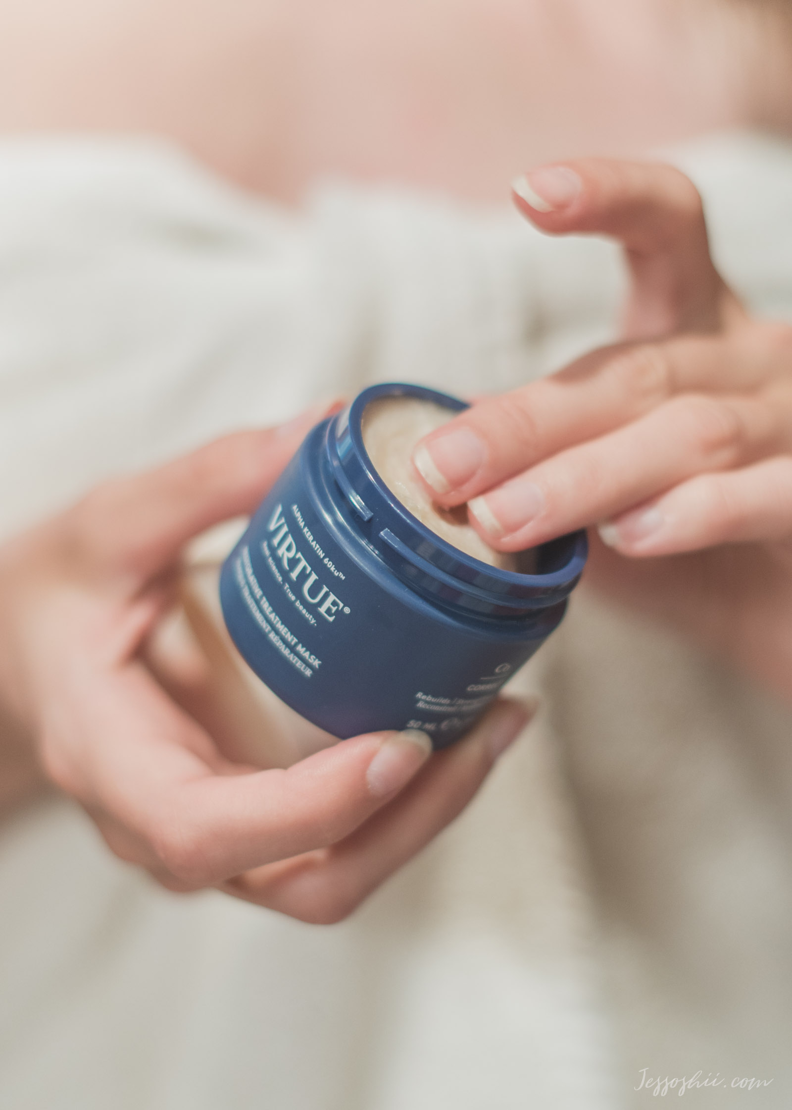 Virtue Restorative Treatment Mask Review 3