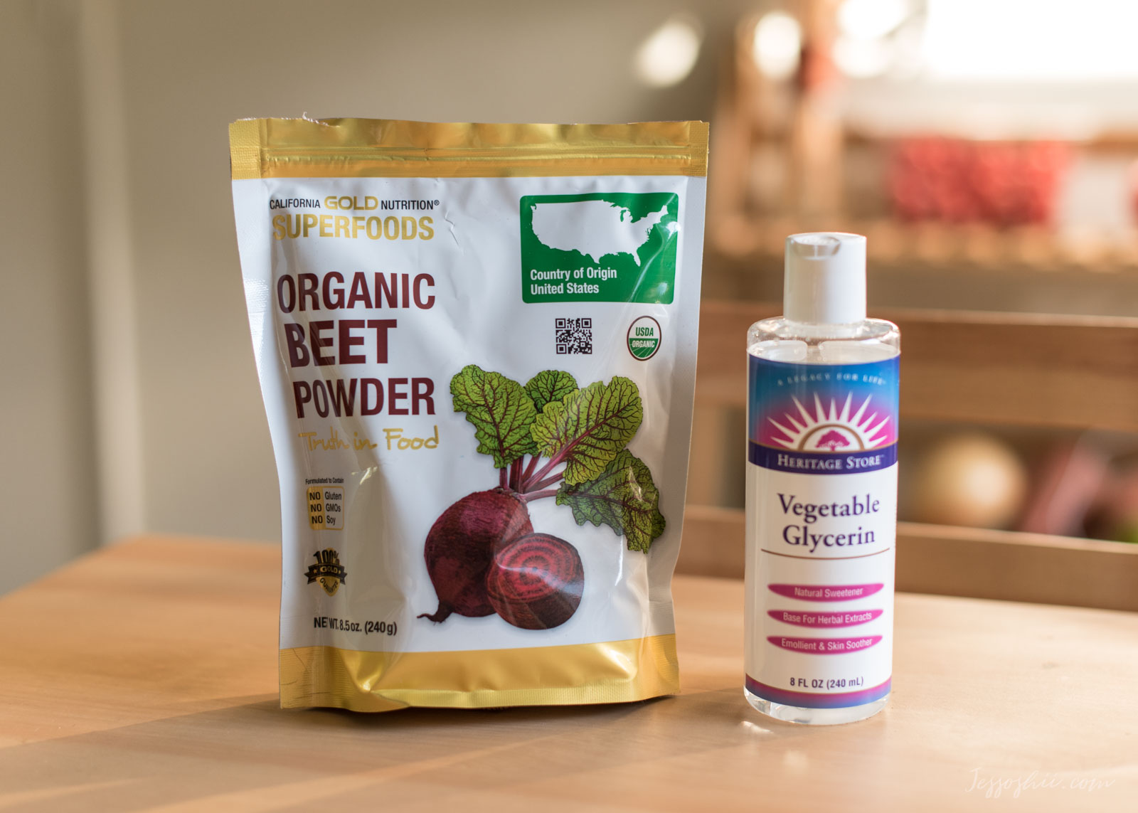 iherb california gold nutrition superfood powders review