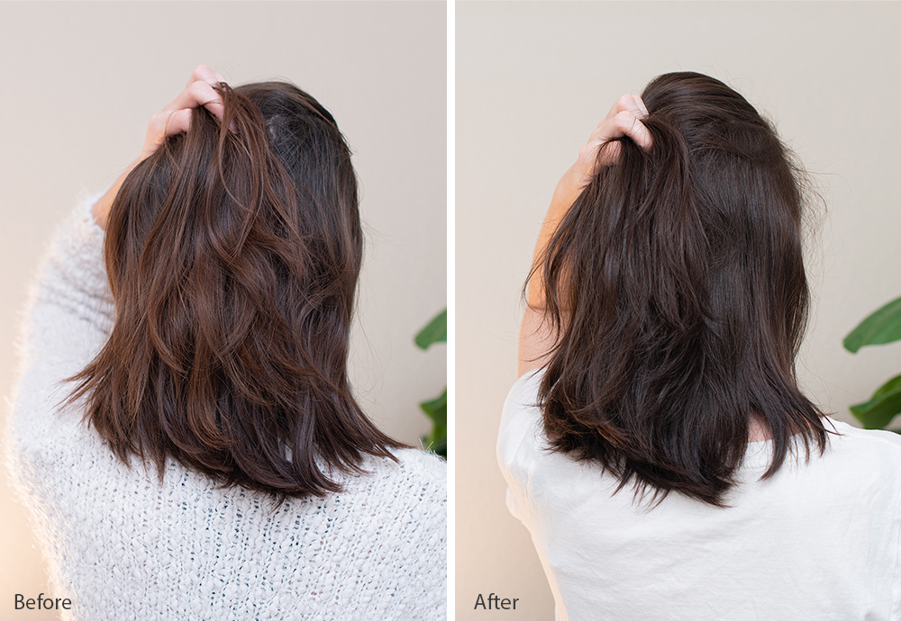 Better Natured Hair Color Review, Before & After